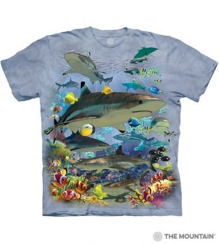 Reef Sharks T-shirt | The Mountain®